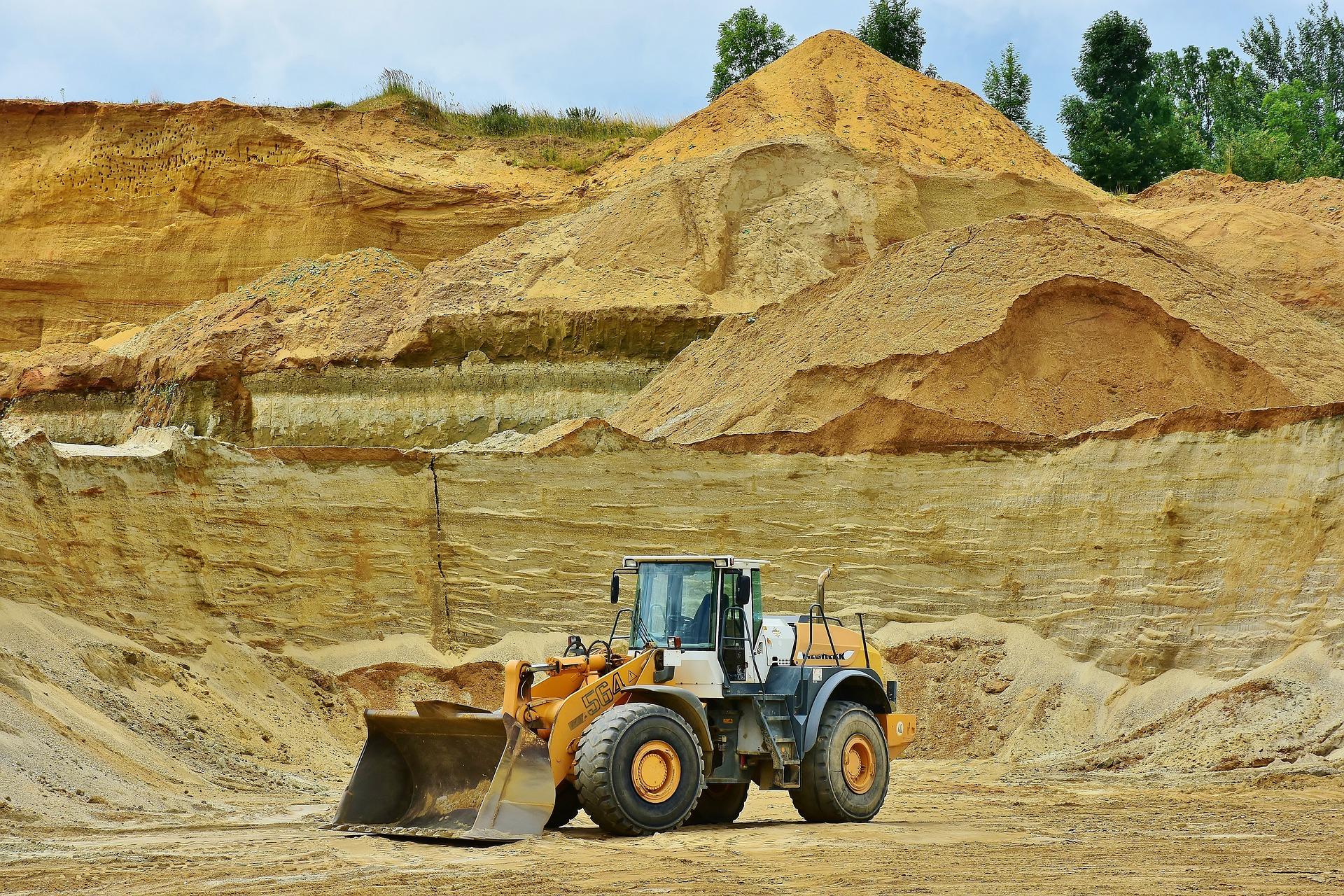 Assets: Marktsegmente der Rohstoffe und Ressourcen